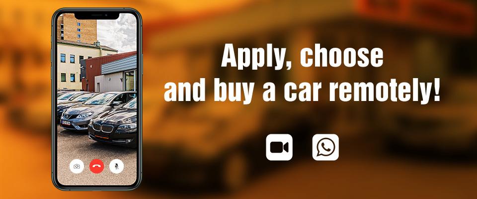SIXT mašīnu pārdošana | Lietoti auto