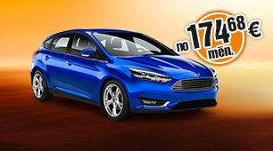 Ford Focus auto līzings