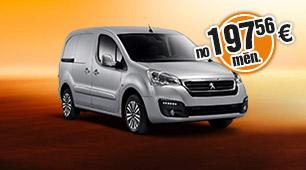 Peugeot Partner auto līzings