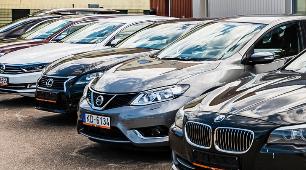 Lietotu auto pārdošana