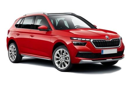 Škoda Kamiq auto līzings | Sixt Leasing