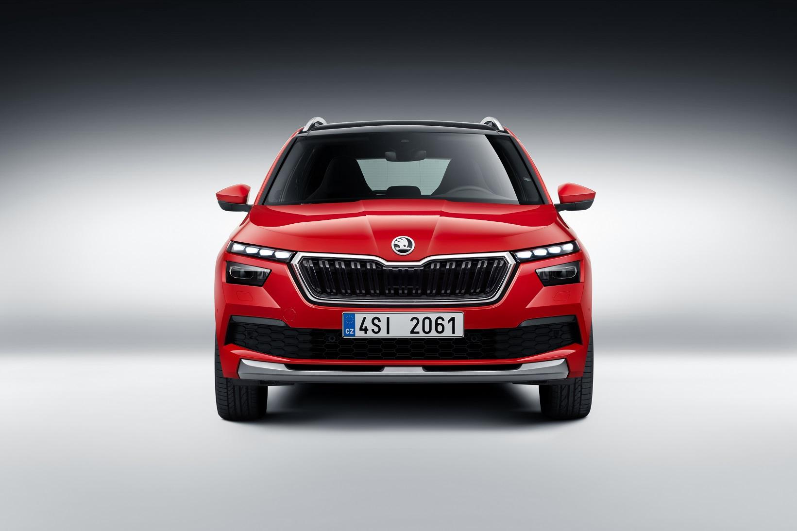 Škoda Kamiq Galleriefoto