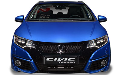 Honda Civic Tourer Galleriefoto