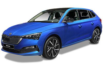 Škoda Scala auto līzings | Sixt Leasing