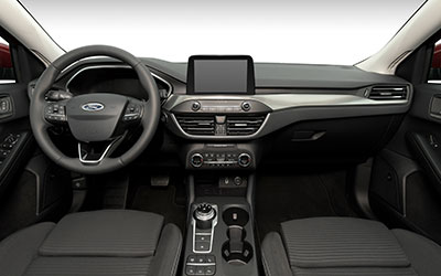 Ford Focus auto līzings | Sixt Leasing