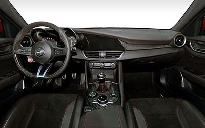 Alfa Romeo Giulia auto līzings | Sixt Leasing