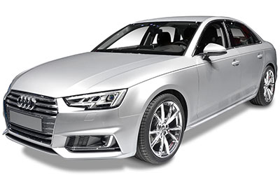 Audi A4 Galleriefoto