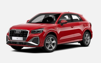 Audi Q2 auto līzings   Sixt Leasing