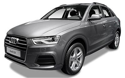 Audi Q3 Galleriefoto