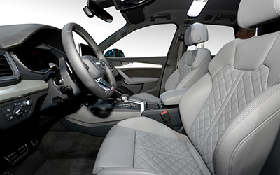 Audi Q5 Galleriefoto