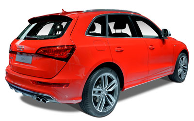 Audi SQ5 auto līzings | Sixt Leasing