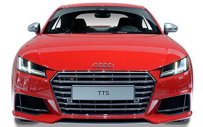 Audi TTS Galleriefoto