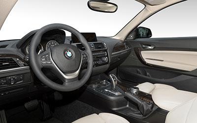 BMW 1.sērija auto līzings | Sixt Leasing