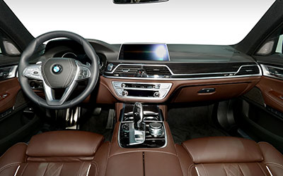 BMW 7.sērija auto līzings | Sixt Leasing