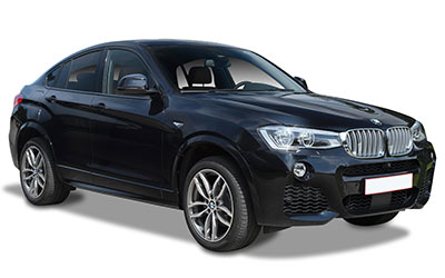 BMW X4 auto līzings | Sixt Leasing