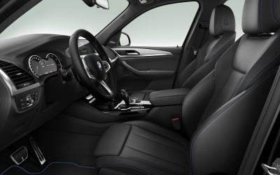 BMW X3 Galleriefoto