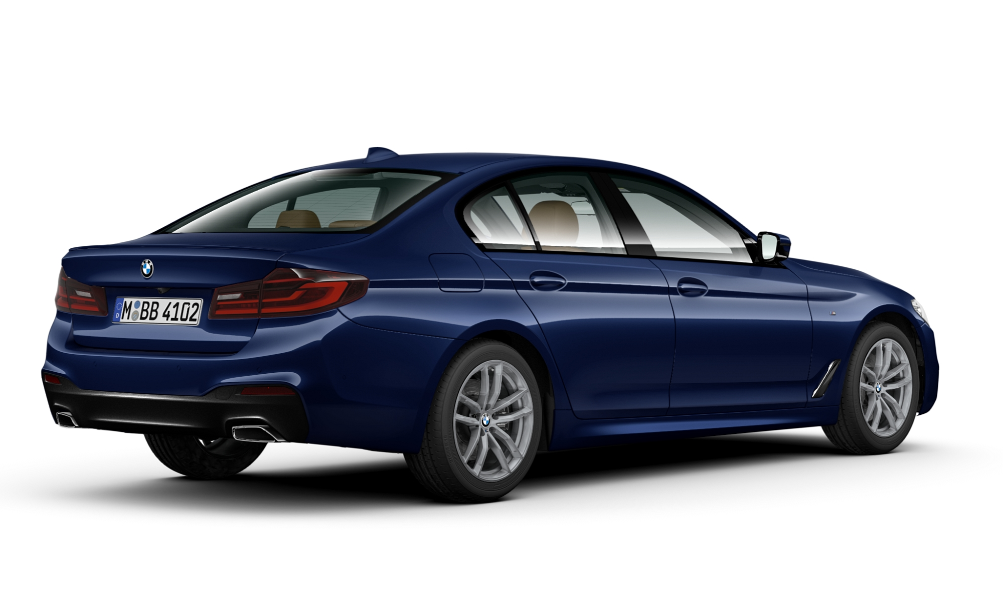 BMW 520i auto līzings | Sixt Leasing