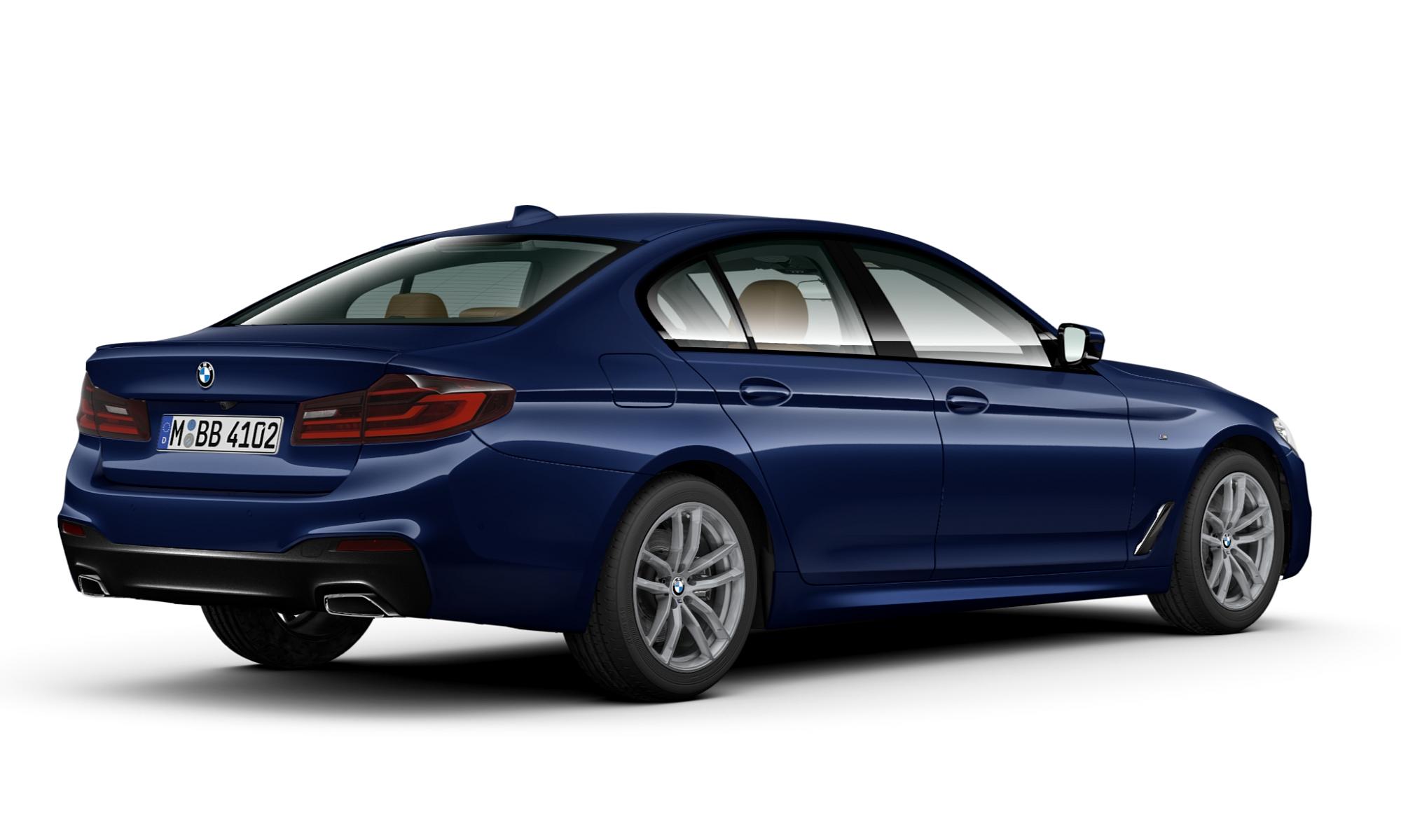 BMW 520d Galleriefoto