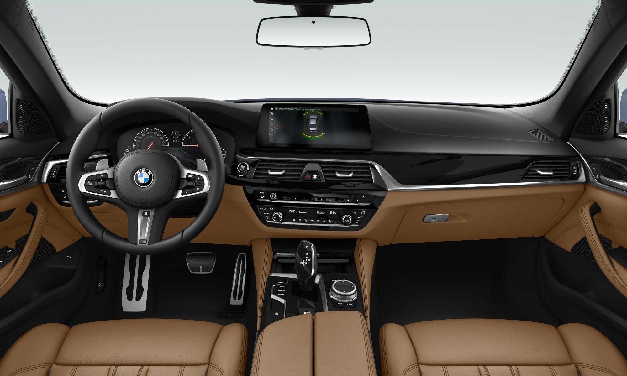 BMW 520i Galleriefoto