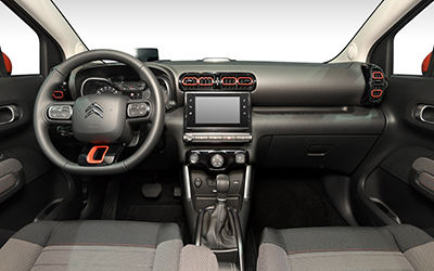 Citroen C3 Aircross auto līzings | Sixt Leasing