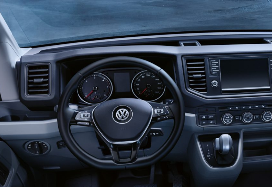 Volkswagen Crafter Galleriefoto