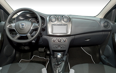 Dacia Sandero auto līzings | Sixt Leasing