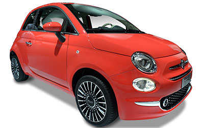 Fiat 500 auto līzings | Sixt Leasing