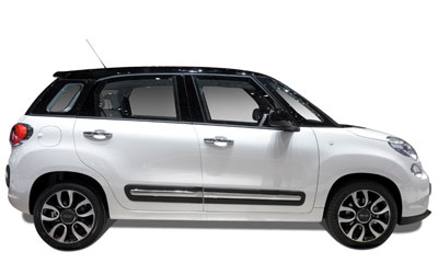 Fiat 500L Galleriefoto