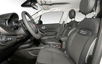 Fiat 500X Galleriefoto