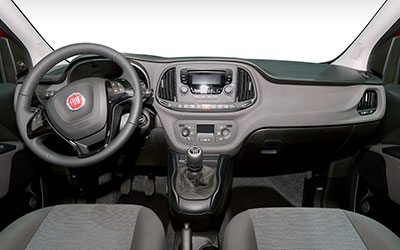 Fiat Doblo auto līzings | Sixt Leasing