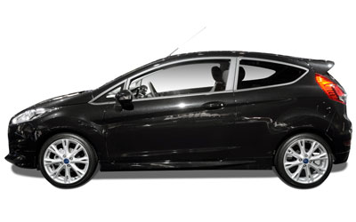 Ford Fiesta auto līzings | Sixt Leasing