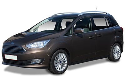 Ford Grand C-MAX auto līzings | Sixt Leasing