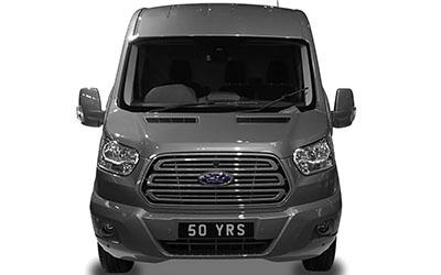 Ford Transit auto līzings | Sixt Leasing