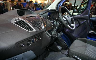 Ford Transit Custom Galleriefoto