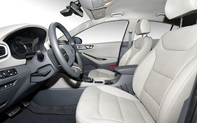 Hyundai IONIQ Galleriefoto
