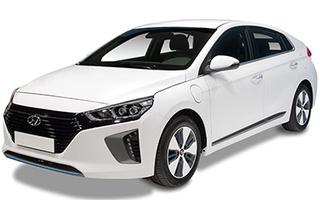 Hyundai Ioniq auto līzings | Sixt Leasing