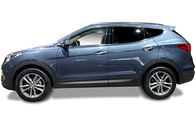 Hyundai Santa Fe auto līzings | Sixt Leasing
