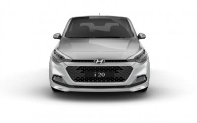 Hyundai i20 auto līzings | Sixt Leasing