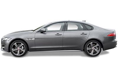 Jaguar XF auto līzings | Sixt Leasing