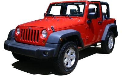 Jeep Wrangler auto līzings | Sixt Leasing