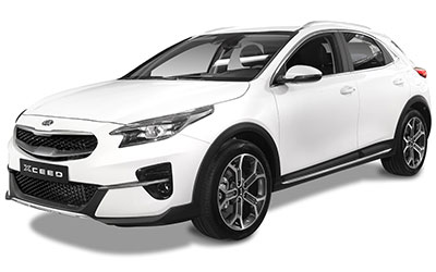 Kia XCeed auto līzings | Sixt Leasing
