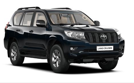 Toyota Land Cruiser auto līzings | Sixt Leasing