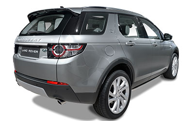 Land Rover Discovery Sport auto līzings | Sixt Leasing