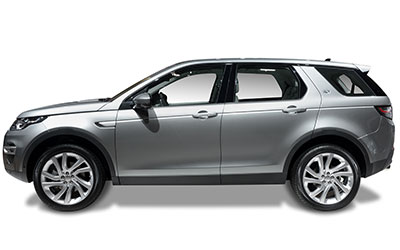 Land Rover Discovery Sport Galleriefoto