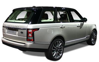 Land Rover Range Rover Galleriefoto