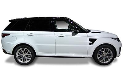 Land Rover Range Rover Sport auto līzings | Sixt Leasing
