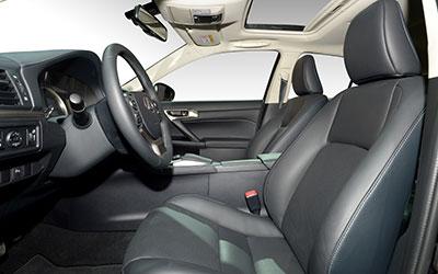 Lexus CT Galleriefoto