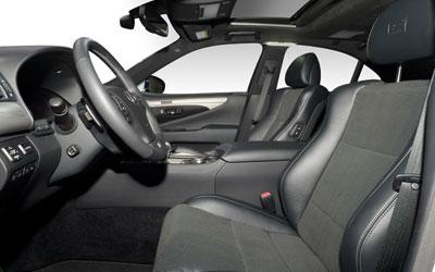 Lexus LS auto līzings | Sixt Leasing