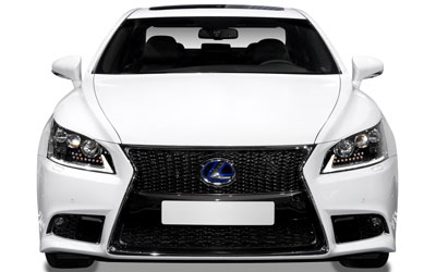 Lexus LS Galleriefoto