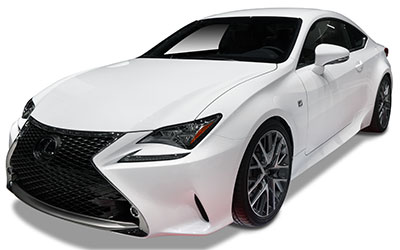Lexus RC auto līzings | Sixt Leasing